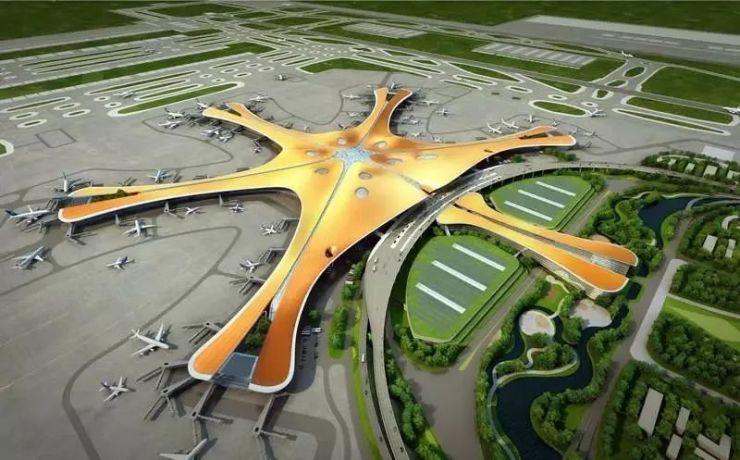 重磅!北京大兴国际机场确定! 大兴在巨变中傲然兴起!