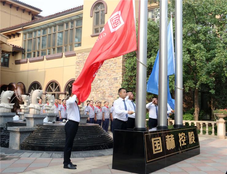 军民共筑中国梦|红旗飘飘 军歌嘹亮