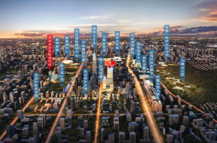 解密武汉公寓第一网红盘——龙湖新壹城
