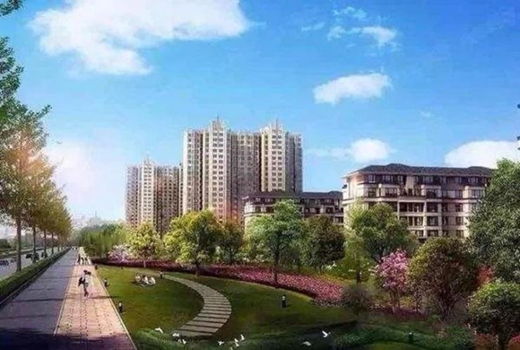 大运河孔雀城,用前瞻规划创造美好生活