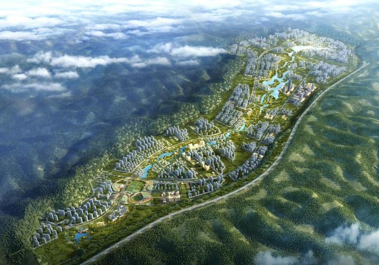 爆料:万福城欲在兰州北,再造一个大雁滩!