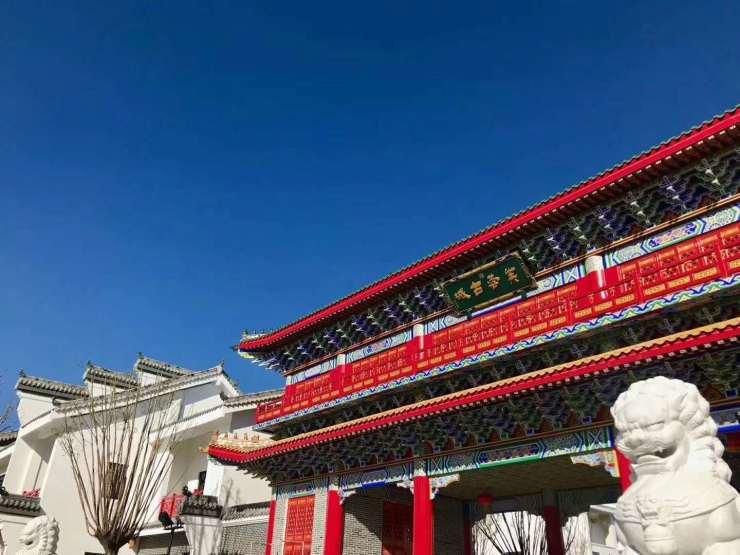 走进银川芙蓉古城,解密纯粹中式建筑