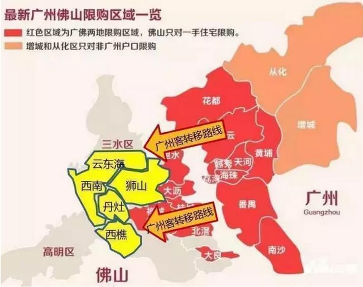 【新城璟城】广州副中心,佛山新中心
