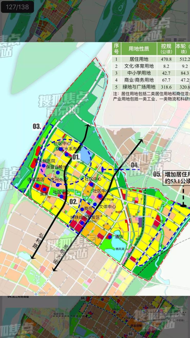 江宁滨江开挂 争取3条地铁、中兴3年后建成、德基也相中了这里