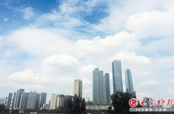 2018年长沙将有近100万㎡甲级写字楼入市