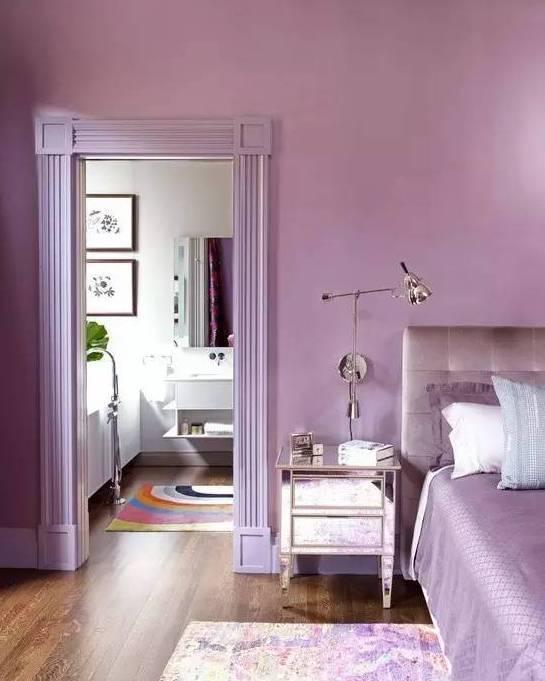 睡什么颜色的卧室才最旺你,一定要知道!