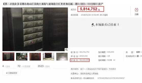 馅饼or陷阱?一男子拍得369万房产,交税243万!