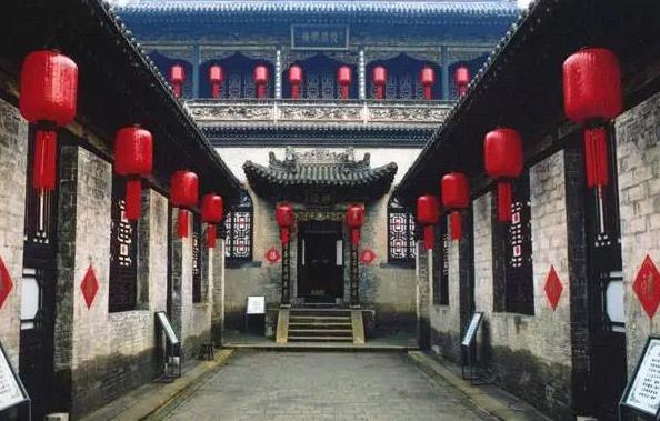 2018年中国春节十大热门景区 平遥古城位列榜首