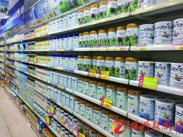 国产or进口,给宝宝买什么奶粉?看看株洲家长的选择