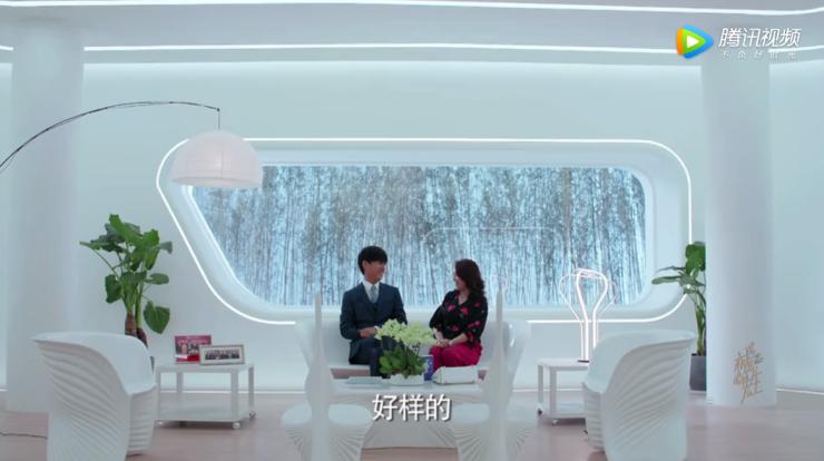 《恋爱先生》没想到靳东江疏影的房子也这么有品位?