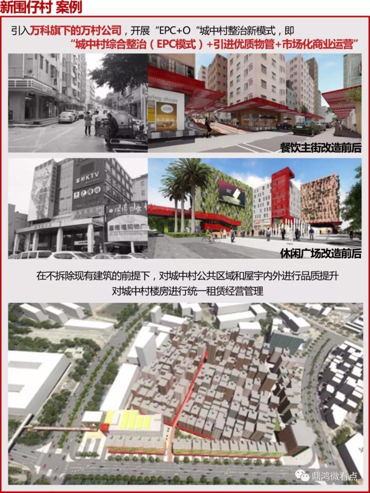 深圳开启新一轮城中村综合治理,向特区成立四十周年献礼