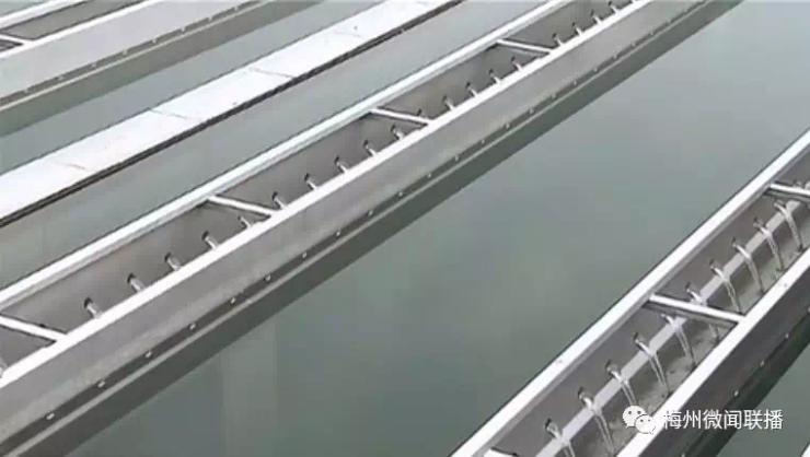 满足40万人用水需求!梅州新城水厂春节前将供水到户