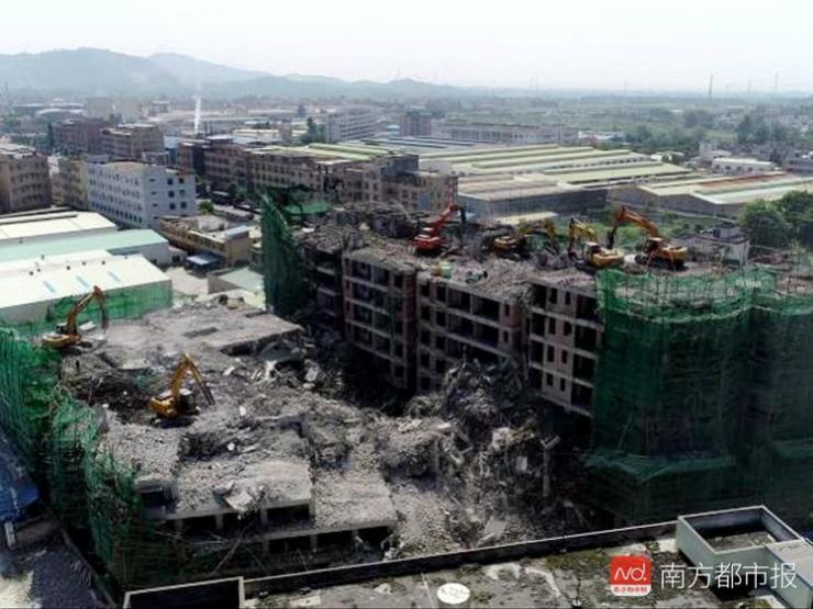 坚决说不!今年东莞要完成1000万m²违建治理的目标任务!