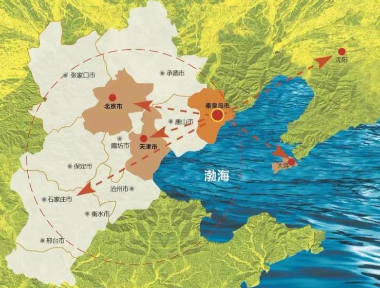 秦皇岛发展重大事件!环渤海高铁年底动工,秦皇岛设4个站点!