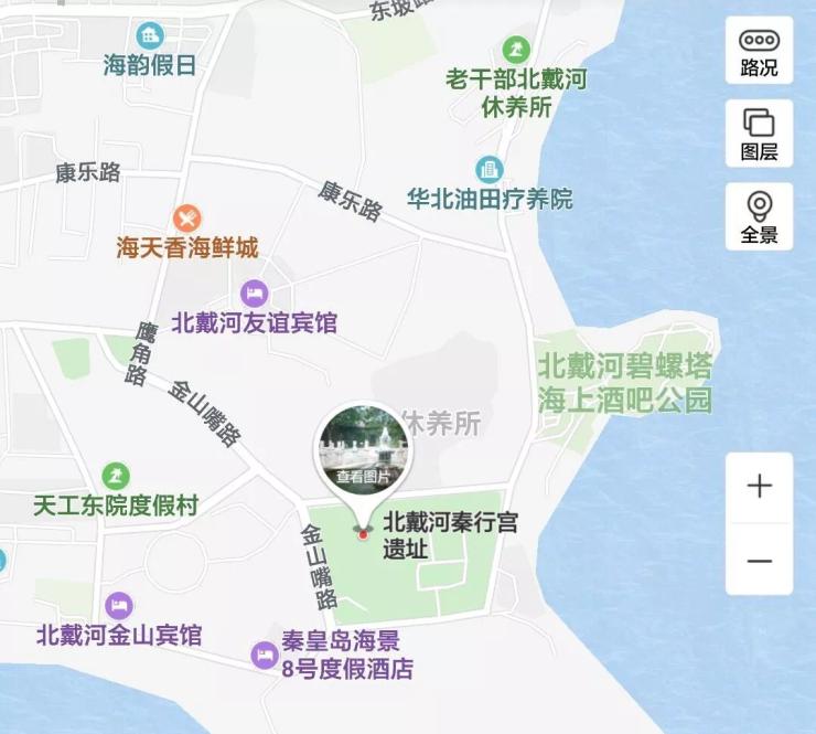最新!新华社:北戴河秦行宫遗址保护工程主体完工,预计年底对外