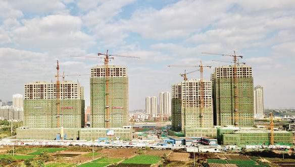 【项目】翔安九溪小区保障房年底竣工 建成可提供2202套住房