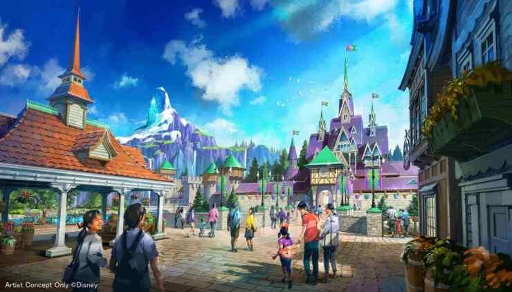 东京迪士尼海洋乐园将进行最大规模扩建,计划 2022 年开放