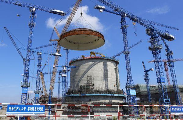 日媒:日美歐優勢地位下降 中俄占全球核電市場頭兩把交椅