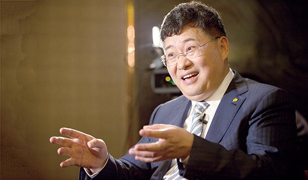 对话绿地董事长张玉良:机遇仍然大于挑战 新一轮转型已在路上