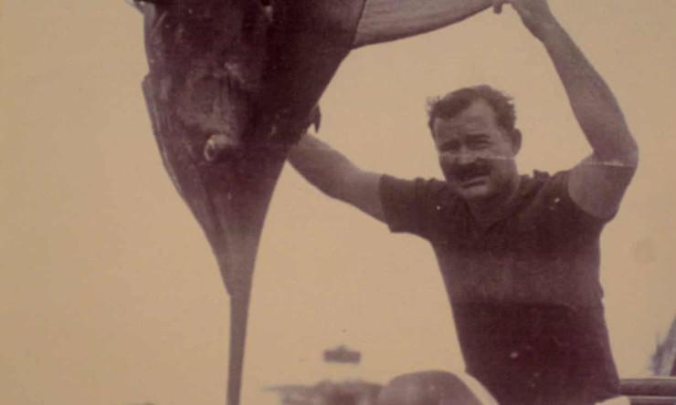海明威早年信件被拍卖,还原真实版《老人与海》