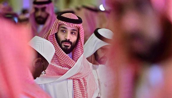"""【天下头条】沙特王储称杀害卡舒吉""""罪大恶极"""" 美股大跌标普500今年涨幅尽失"""