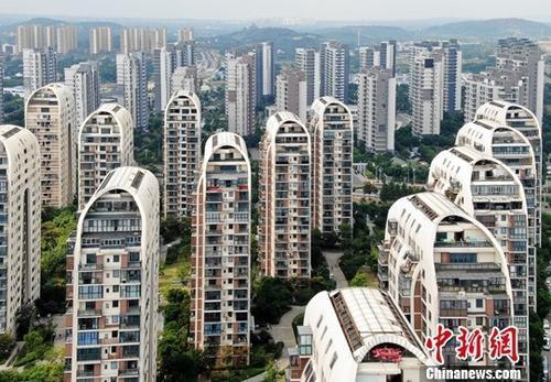 机构报告:10月上半月中国40城住宅成交环比降16%