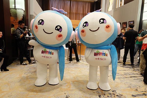 """哈尔滨城市旅游吉祥物正式亮相,""""冰城夏都""""认知度获提升"""