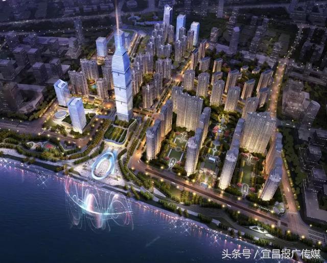 焦点|中建·宜昌之星:旅游新景点,消费新区域,创富正当时