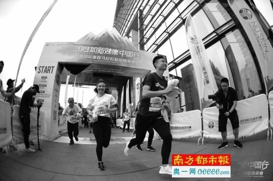 如新健康中国行5周年收官,体育营销引爆品牌聚合场