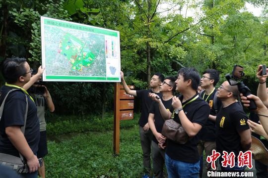 """成都将用69平方公里打造""""熊猫之都"""""""