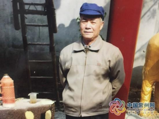 参与修复天宁寺 常州70多岁非遗传承人苦寻良徒