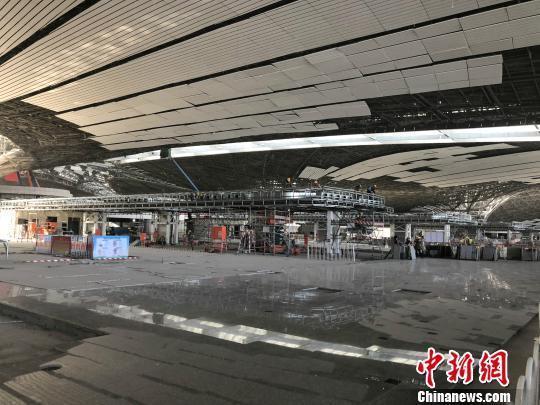 北京大兴国际机场三大功能亮点体现创新、智慧、绿色