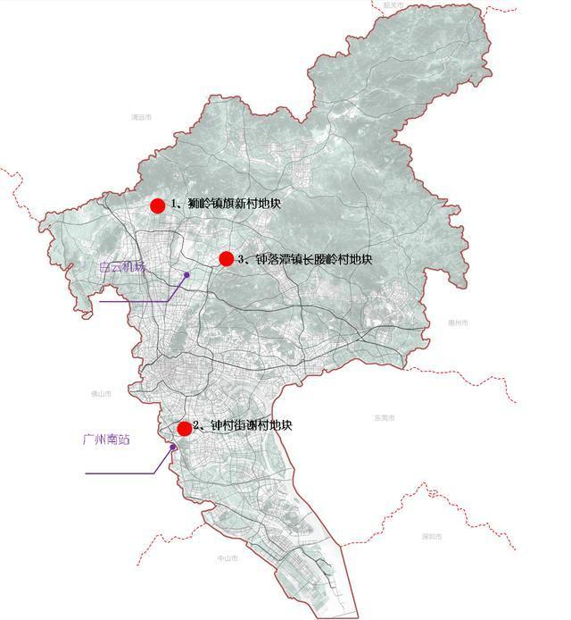 广州首批集体用地建设租赁住房试点项目控规获批