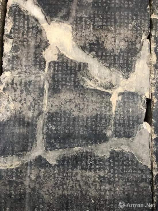 """1181岁唐《开成石经》中国最早的""""高考教材"""""""