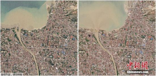 印尼媒体:印尼拒绝美国军事人员援助地震和海啸灾区