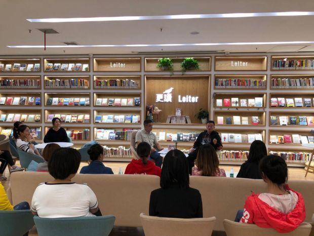 关注 | 大兴区第三家公共图书馆落户商圈 群众享受便利阅读