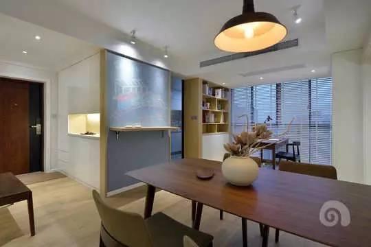 长江之歌110㎡休闲北欧逸宅,三室两厅半包13万!