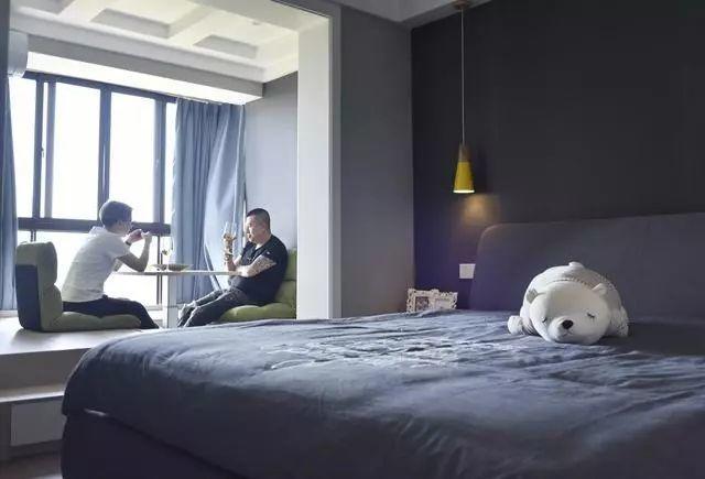 芜湖香榭大院98㎡新房装修费用18万
