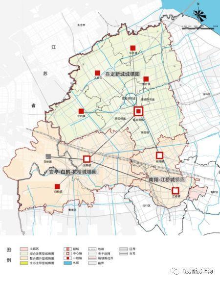 马陆规划图_嘉定区总体规划(2017-2035年)获审议通过!-上海搜狐焦点