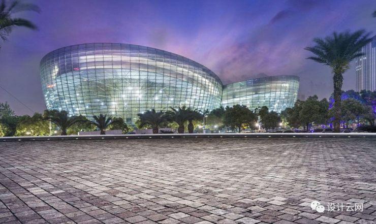 致敬丨上海东方艺术中心设计师保留.安德鲁含SU模型CAD图纸
