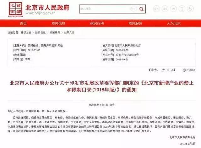 北京又出新政策,环京廊坊地区将迎来楼市利好