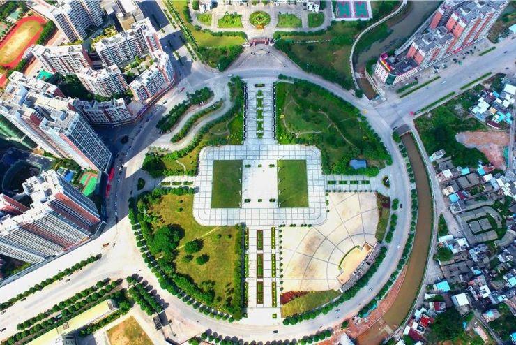 东源县城推进扩容提质!这三个片区互促融合,还涉及这些重点民生工程……