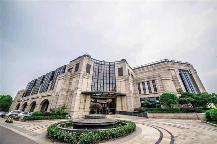 上海城市绿肺,浦江生态人居