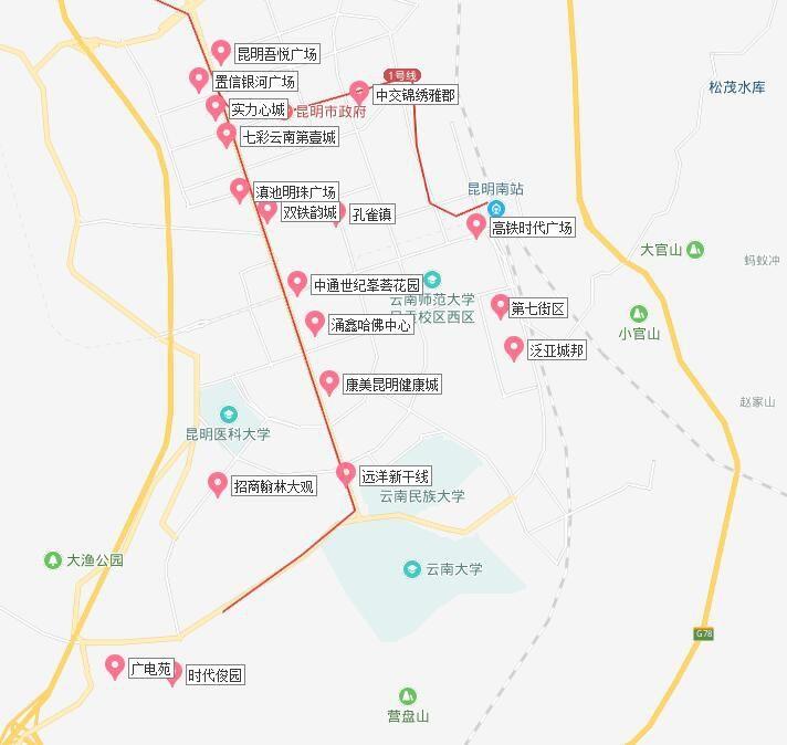 國慶黃金周高鐵客流將創新高 哪些樓盤在打高鐵牌?
