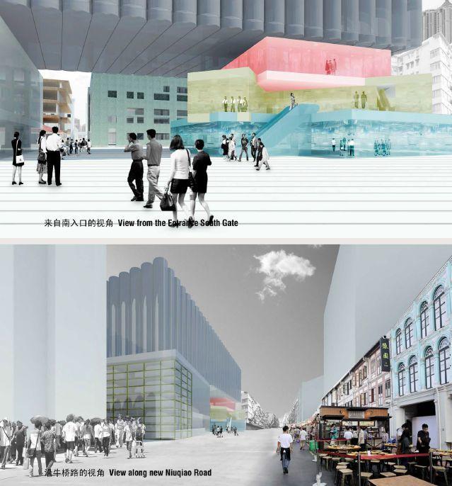 城市更新再也不是簡單的改幾棟房子/上海哥倫比亞公園