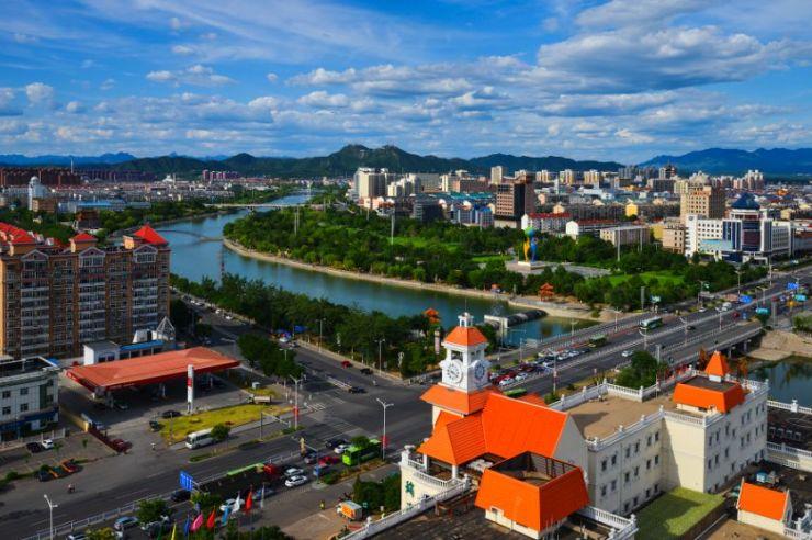 北京密云城区建筑平均高度下降至30米 亮出最美风景线