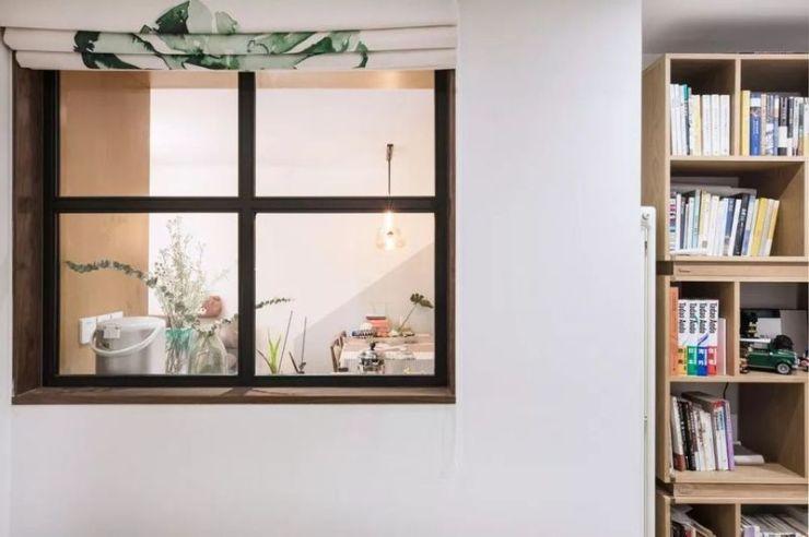 碧桂园80㎡温馨北欧风,超赞榻榻米+吧台设计!